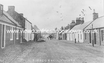 Kirkconnel Village