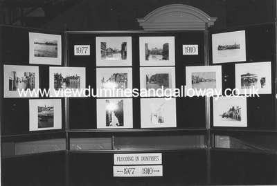 Photo exhibition in the Ewart Library