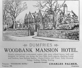 Woodbank Mansion Hotel, Dumfries