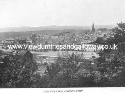 Dumfries view