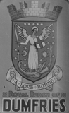 Dumfries Burgh Coat of Arms