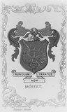 Moffat Burgh coat of arms