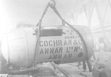 Cochran boiler No 1 - first of 24,000 of this type