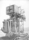 Typical Cochran built steam engine