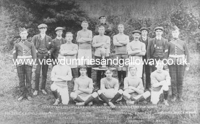 Creetown volunteers football club