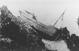 Shipwreck of the SS Dunira
