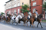 Dumfries Riding of the Marches
