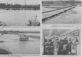 Floods in various locations