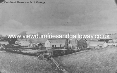 Fauldhead House and Mill Cottage