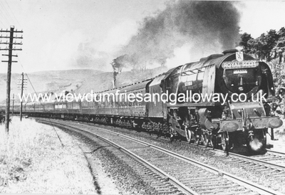 Royal Scot at Crawford