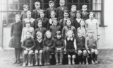 Woodside School - class photograph