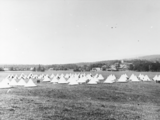 Army camp at Morton Mill