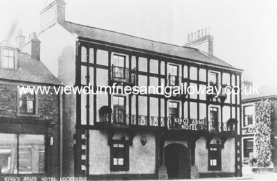 Kings Arms Hotel, Lockerbie