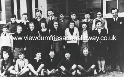 Thornhill School - class photograph