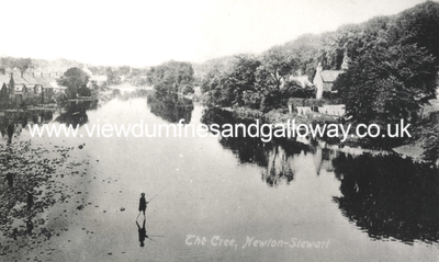 The Cree, Newton Stewart