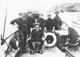 "Crew of the ""Red Rose"""