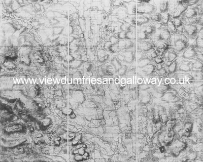 Map of Nith Estuary, Pt 2