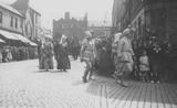 James IV's  retinue in Guid Nychburris pageant